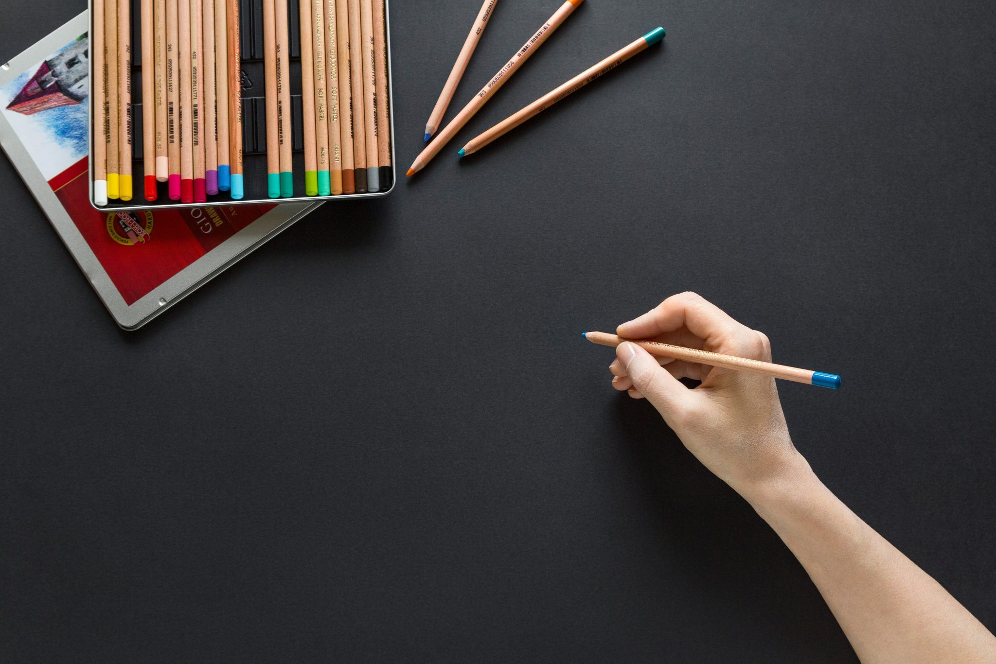 Pencils #Be Creative #Steps to take after losing your job #Grandomly